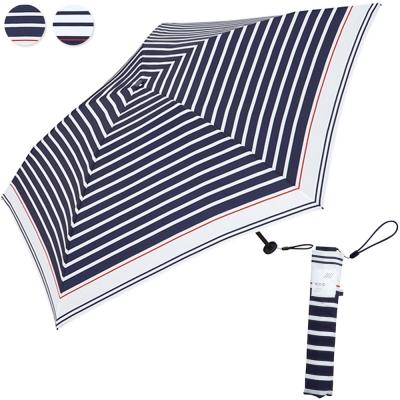 Sailor border mini (no.AL-005) 3단우산