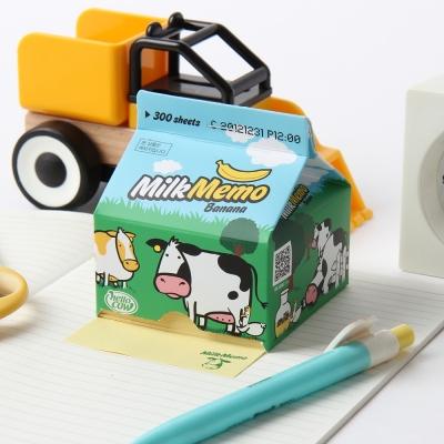 Hello Cow Milk Memo(Banana)