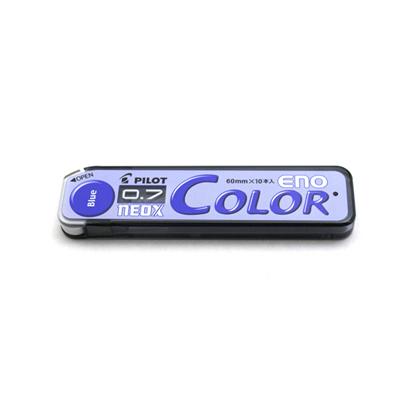 파일롯 컬러 에노 샤프심 0.7mm-블루