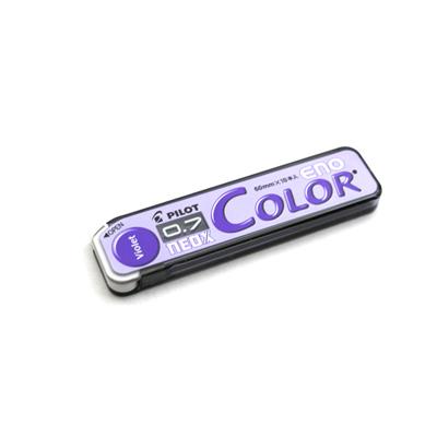 파일롯 컬러 에노 샤프심 0.7mm-바이올렛