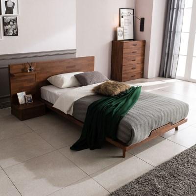 [잉글랜더]바우 멀바우 침대(WC 65T 필로우탑 9존 독립 매트-SS)