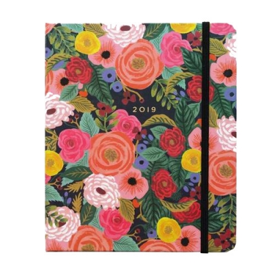 2019 JULIET ROSE COVERED PLANNER (17개월)