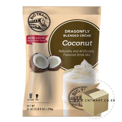 빅트레인 코코넛 1.59kg 1박스(5개)_(676653)