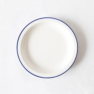 BEACH BOUND Classic Dish Blue