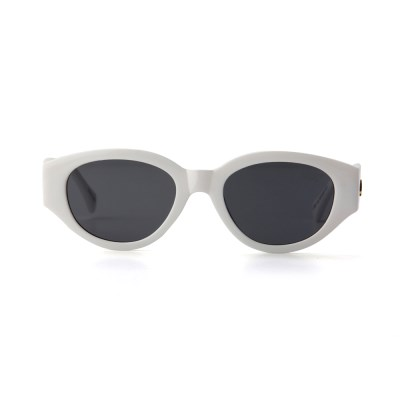 D.fox Original Glossy White / Black Lens