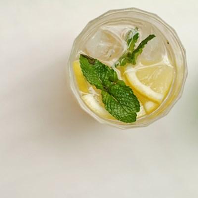 아코록 노베지 유리컵: 3가지 사이즈