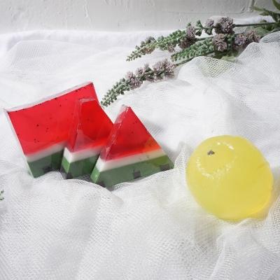 [텐텐클래스] (서대문) 여름, 시원한 수박&레몬 천연비누 만들기