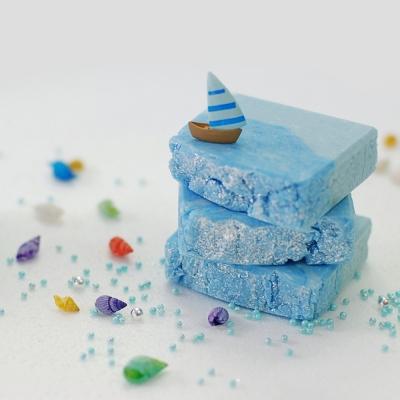 [텐텐클래스] (옥수) 샤인 블루 솔트솝 만들기 (HP 기초)