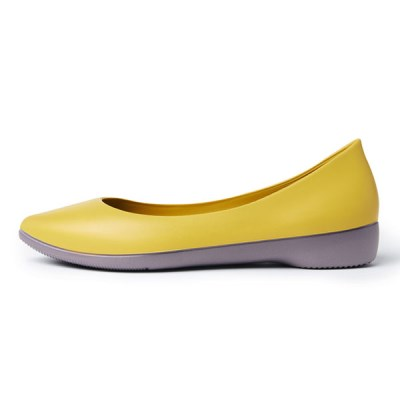 [F3] Flat3 - Pointed ODD Yellow (F3-P-ODY-)