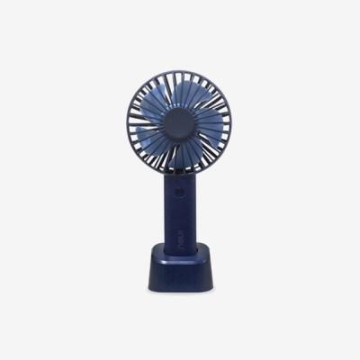 [모지] 아이뉴 핸디형 미니선풍기 (네이비)