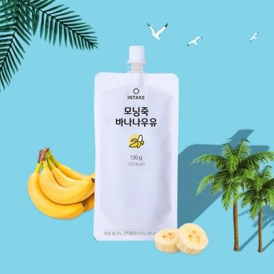 달달한 아침! 모닝죽 바나나우유 (7개)+알밤 1팩