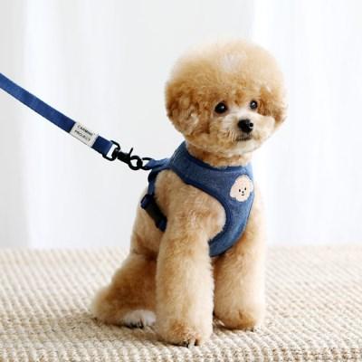 bebe custom harness.02(blue)