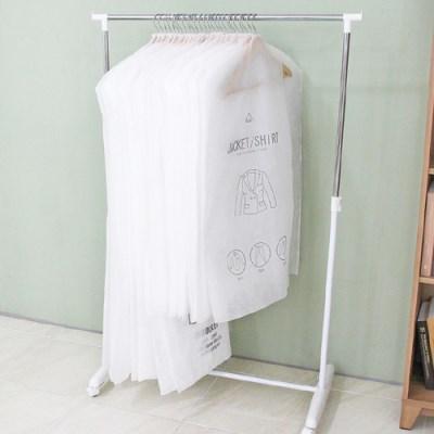 화이트베이직옷커버양복10장+코트10장