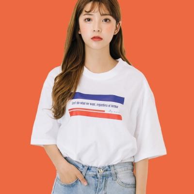 French Sense Graphic T-Shirts_White