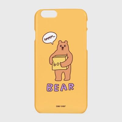 [하드/터프/슬라이드]Bear box-mustard