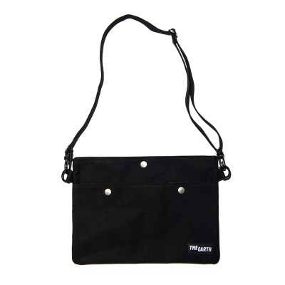 SACOCHE ECO BAG - BLACK_(1079683)