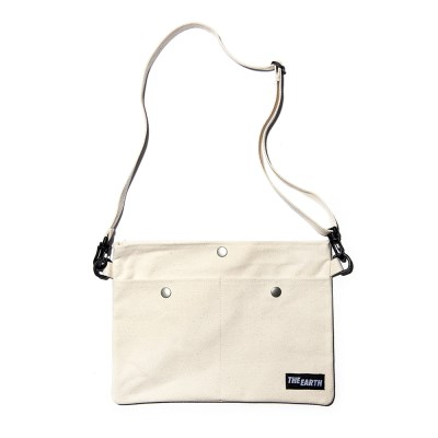 SACOCHE ECO BAG - ECRU_(1079682)