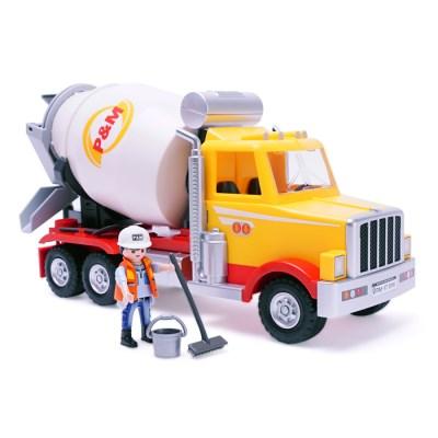 플레이모빌 레미콘 트럭(9116)