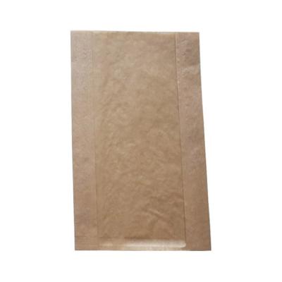 줄무늬크라프트창봉투 특대 100매 (18x6x30)_(702103)