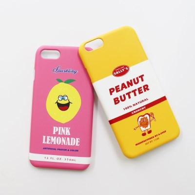 Peanut Butter & Pink Lemonade