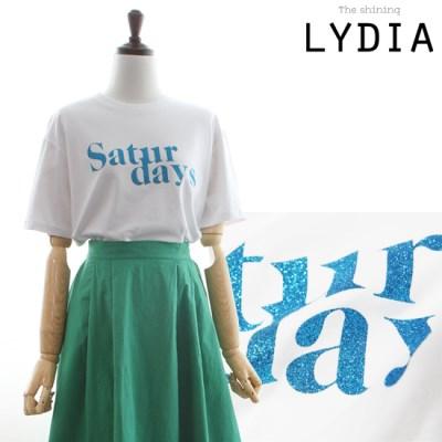 LYDIA SATURDAYS T-Shirts