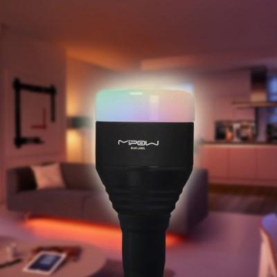 컬러변환이 되는 LED 블루투스 스마트전구, 플레이벌브 라이트