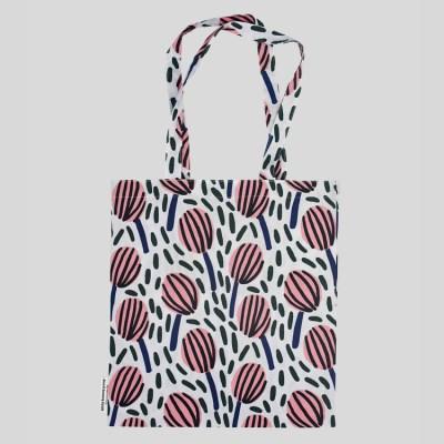 Tulipa Square Bag by Jennifer Bouron