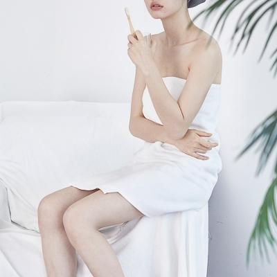 hug+bath 450g 뱀부얀 바스타월
