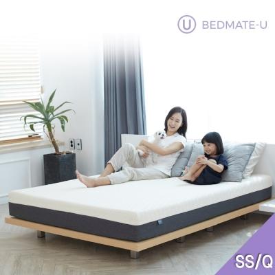 베드메이트유 메모리폼 침대 매트리스 오가닉 SS,Q