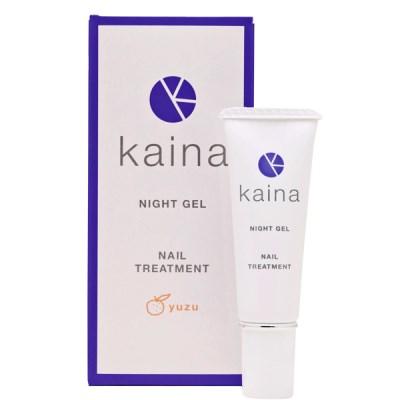[Kaina] Night Gel (10ml), 손톱관리 용 나이트젤 - 영양, 보습