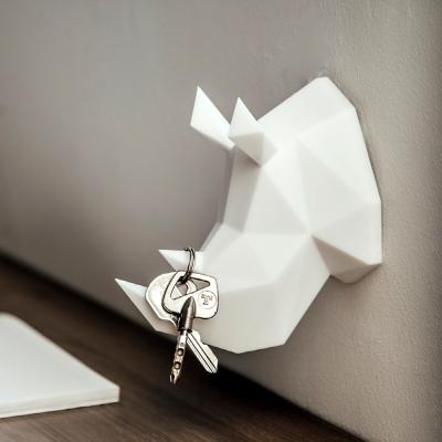 코뿔소 행거오브제