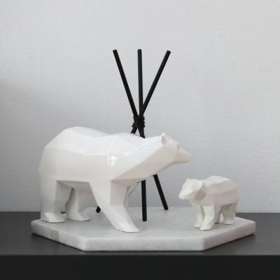 북극곰 도자기 미니어쳐(2EA)