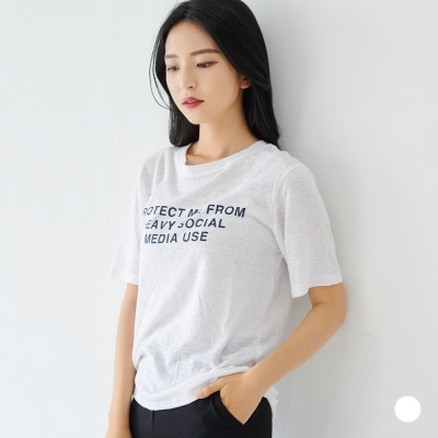부루앤쥬디 프로텍트 티셔츠 P1KF2TG001_(654805)