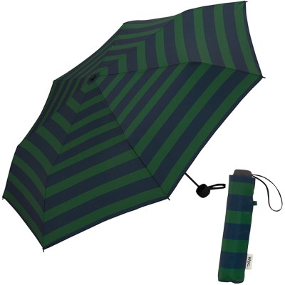 Green border mini MSM-045 3단우산