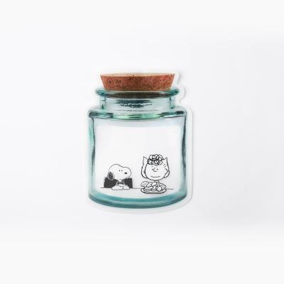 스누피 ZIPPER BAG M_새침데기