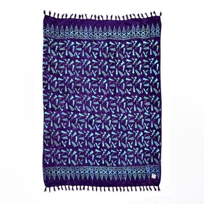 [Sarong] Pado - Purple