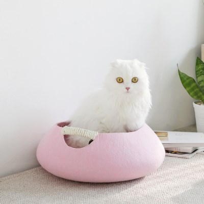 바스켓하우스(핑크)