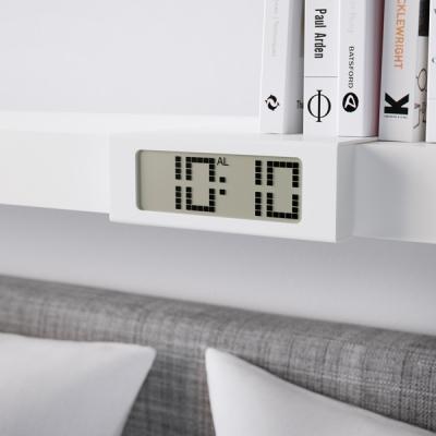 이케아 VIKIS 알람시계/디지털시계