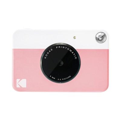 코닥 디지털 즉석카메라 프린토매틱(PRINTOMATIC) 핑크