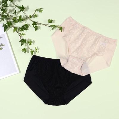자연에서 온 시원한 꽃무늬 인견(人絹) 랏셀 노라인 햄팬티