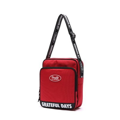 DAYLIFE X UNIONOBJET CROSS BAG - RED_(1005028)