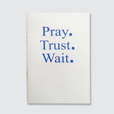 기도노트(무지)-WHITE