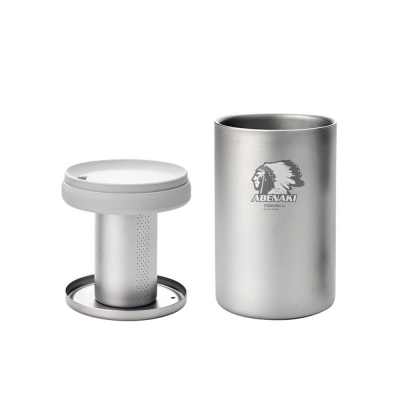 아베나키 티타늄 멀티텀블러 - 티타늄컵+티컬트+텀블러
