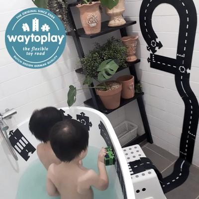 웨이투플레이 16피스 자동차놀이 도로놀이 물놀이 목욕놀이 장난감