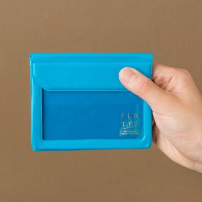 [FLATTY] BAG IN BAG FILE _ CARD SIZE