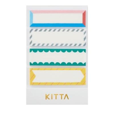 [KITTA] 포켓형 마스킹 테이프_KIT017 프레임