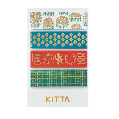 [KITTA] 포켓형 마스킹 테이프_KITH002 브리티시