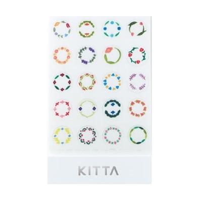 [KITTA seal] 포켓형 데코 스티커_KITD008