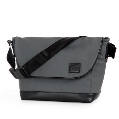[카고브로스] CBM MASSENGER BAG (GREY)_(867857)