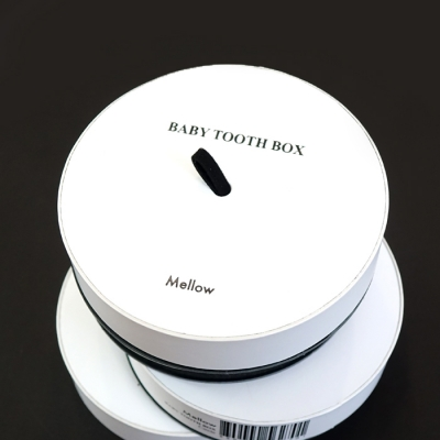 Baby Tooth Box _ Circle